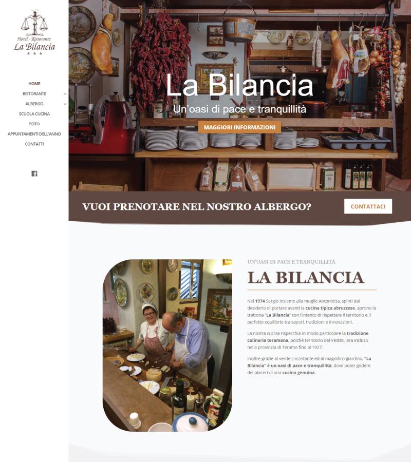 Hotel La Bilancia