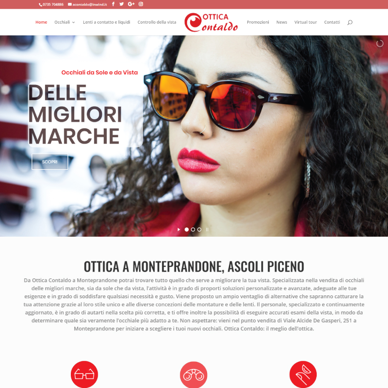 Realizzazione siti web, Gestione social