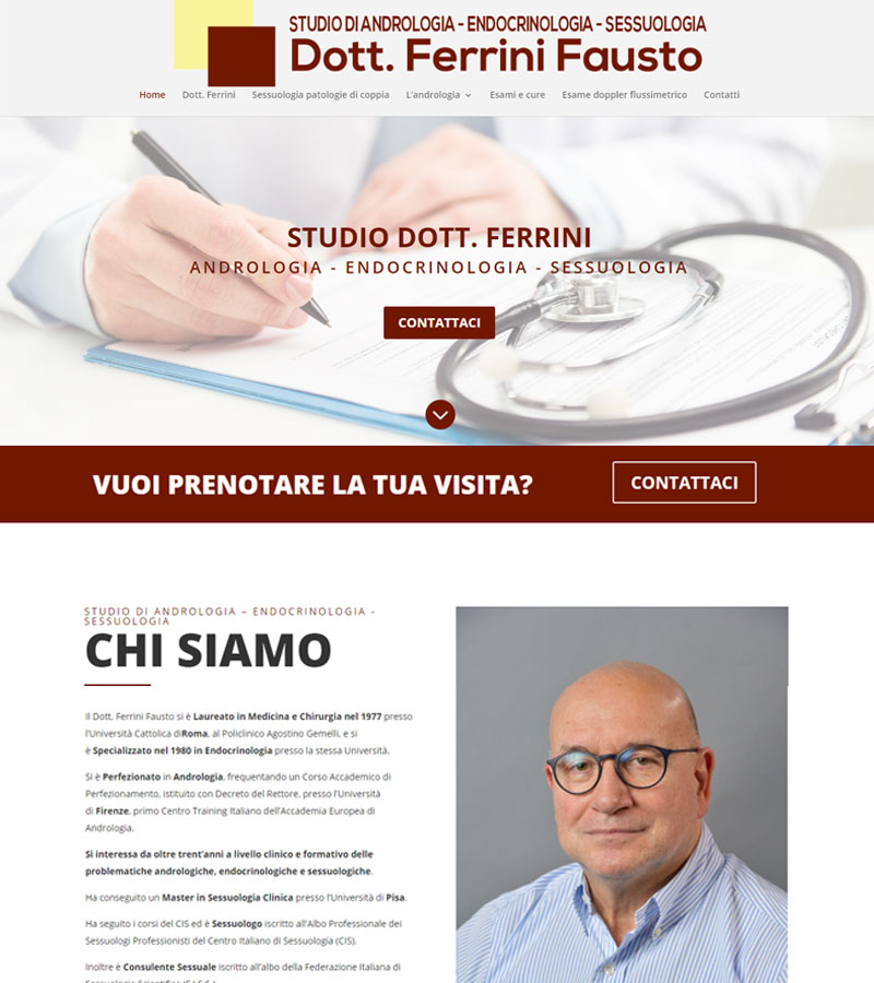 Andrologo Dott. Ferrini Fausto