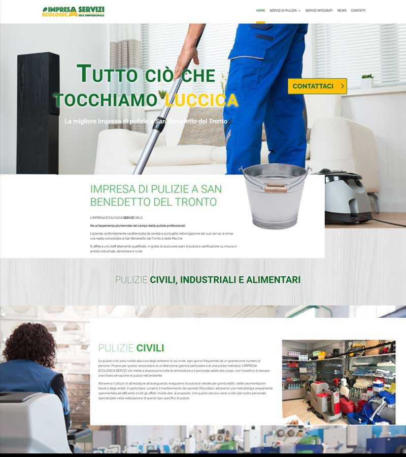 Impresa ecologica servizi