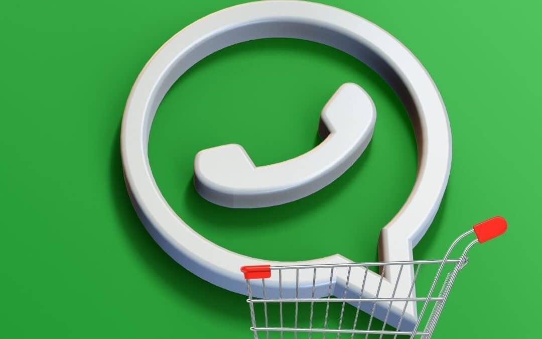 Il Social Shopping è in evoluzione …. anche Whatsapp ha il suo carrello!