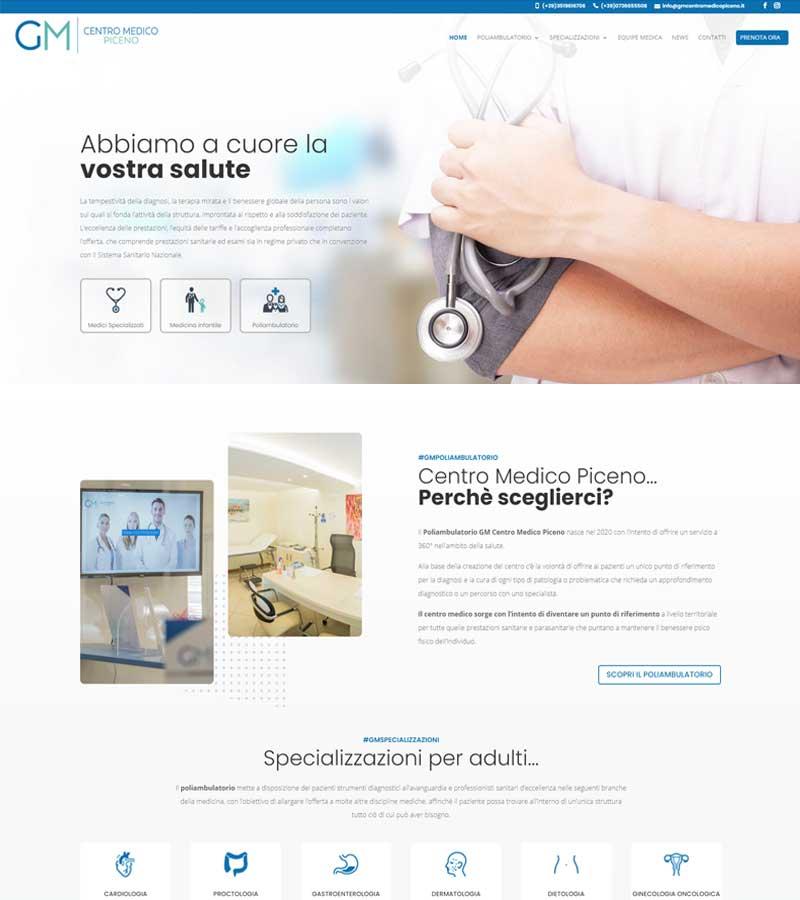 GM Centro Medico Piceno